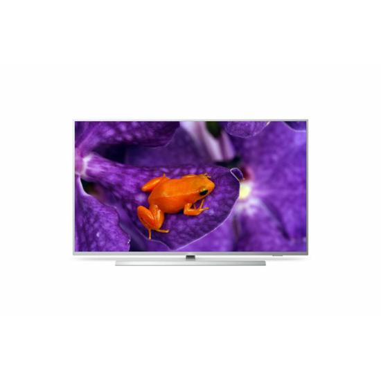 Philips MediaSuite Professzionális UHD TV Beépített Chromecast 43HFL6114U/12, fémhatású kivitel