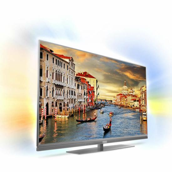 Philips Signature Professzionális 4k/UHD Ambilight TV 49HFL7011T/12
