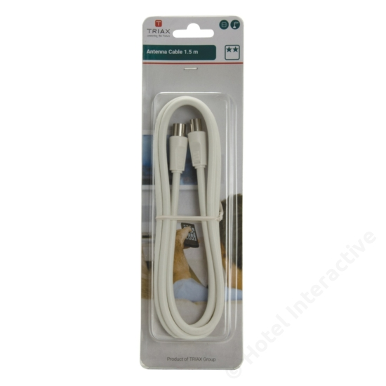 RF Cable 1,5 m IEC