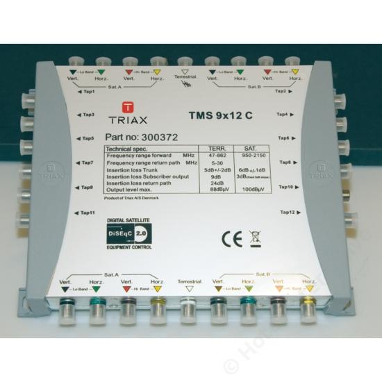 TMS 9x12C