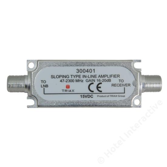 Triax 2600S line amp