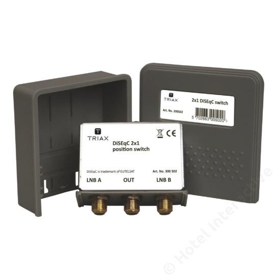 DiSEqC - 2x1 switch