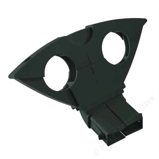 TD-6dg DuoBlock, Black