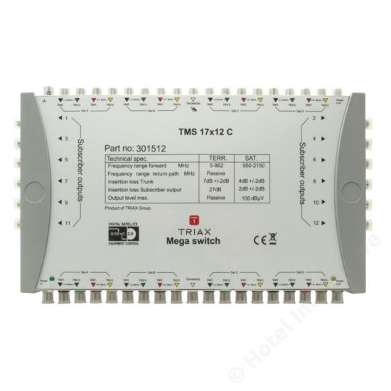 TMS 17x12C