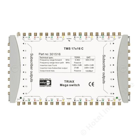 TMS 17x16C