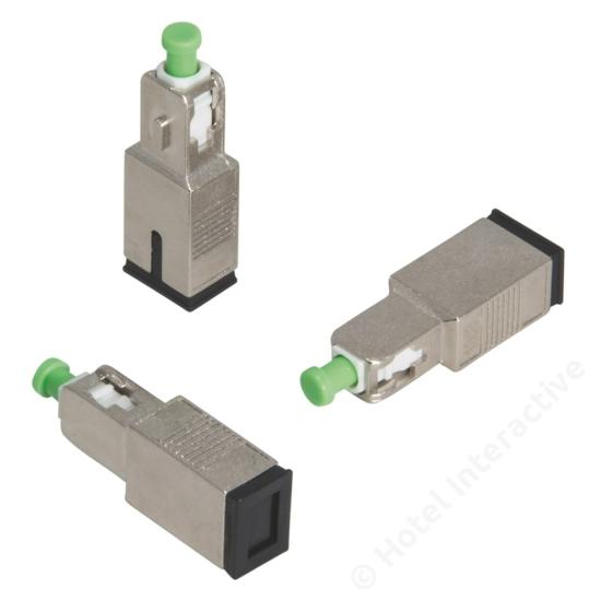 TFA 10 SC/APC - Optical attenuator 10dB with SC/APC connectors