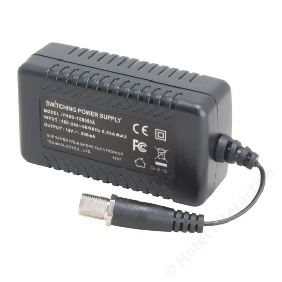 TPS 322 PSU 12VDC, 0,5A, (for TOL 32)
