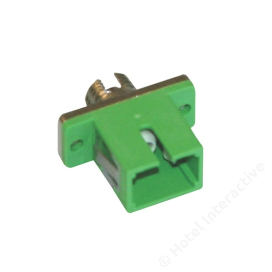 TFB002 Barrel adaptor FC/PC-SC/FC (to convert pre made cables to other acc.)