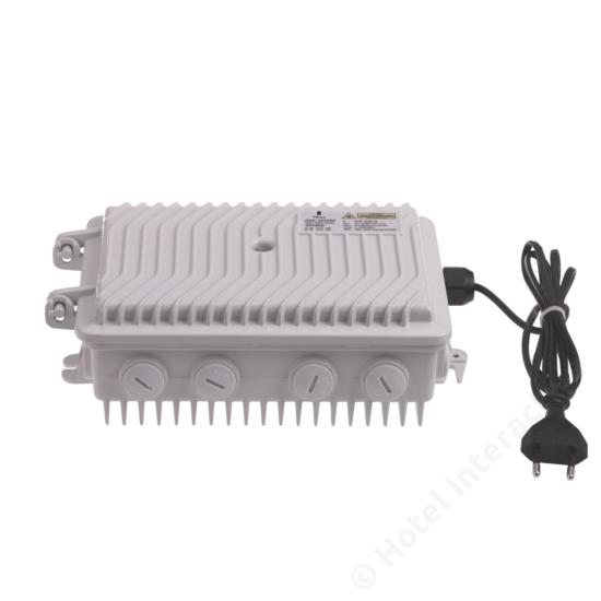 ORC 1629/M Optical Receiver Node, w/return path, Mains PSU (uses OTBM)