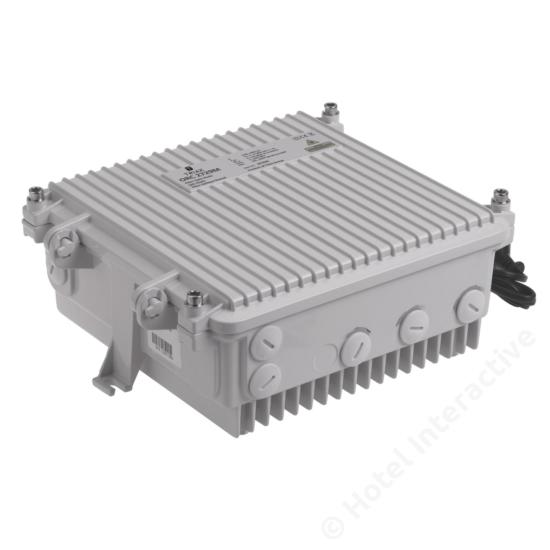 ORC 2729/M Optical Receiver Node, w/return path, Mains PSU