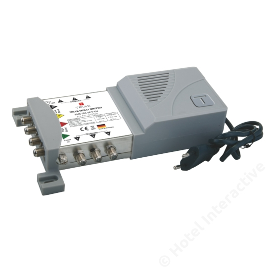 TMS 506 SE P-EU Stand-alone, Passive TER, EU Mains plug
