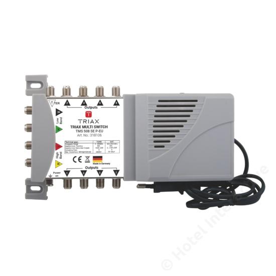 TMS 508 SE P-EU Stand-alone, Passive TER, EU Mains plug