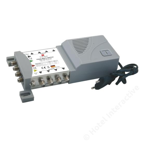 TMS 508 SE A-EU Stand-alone, Active TER, EU Mains plug