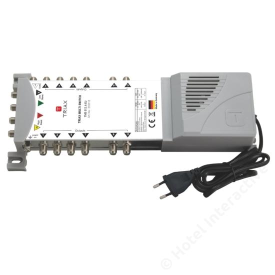 TMS 512 SE A-EU Stand-alone, Active TER, EU Mains plug