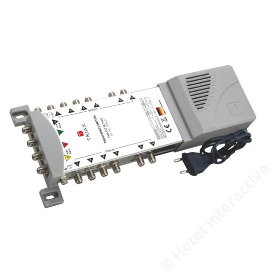 TMS 512 SE P-EU Stand-alone, Passive TER, EU Mains plug