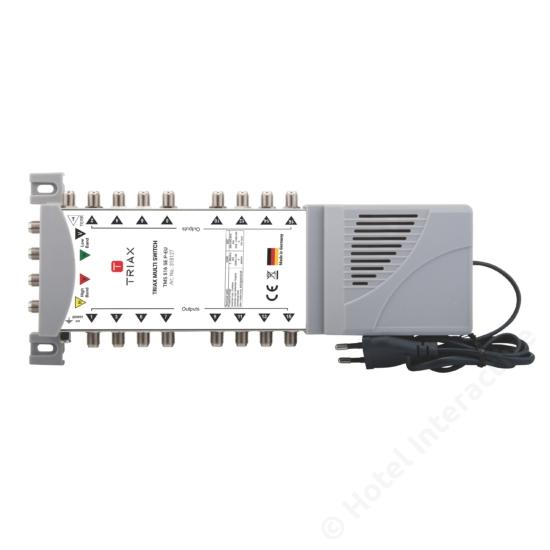 TMS 516 SE P-EU Stand-alone, Passive TER, EU Mains plug