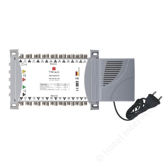 TMS 532 SE P-EU Stand-alone, Passive TER, EU Mains plug