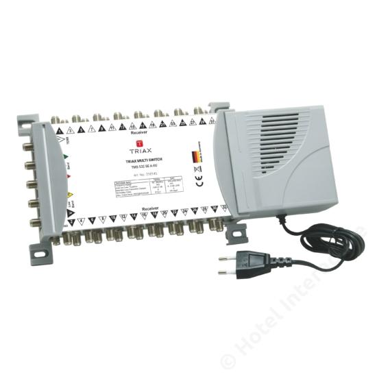 TMS 532 SE A-EU Stand-alone, Active TER, EU Mains plug