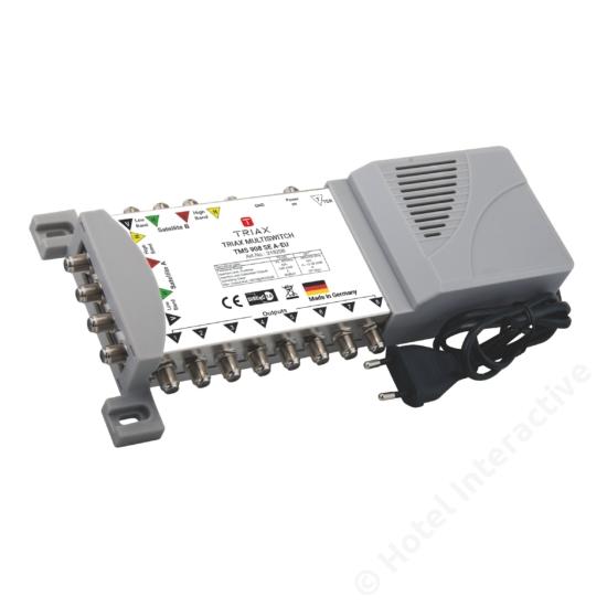 TMS 908 SE A-EU Stand-alone, Active TER, EU Mains plug