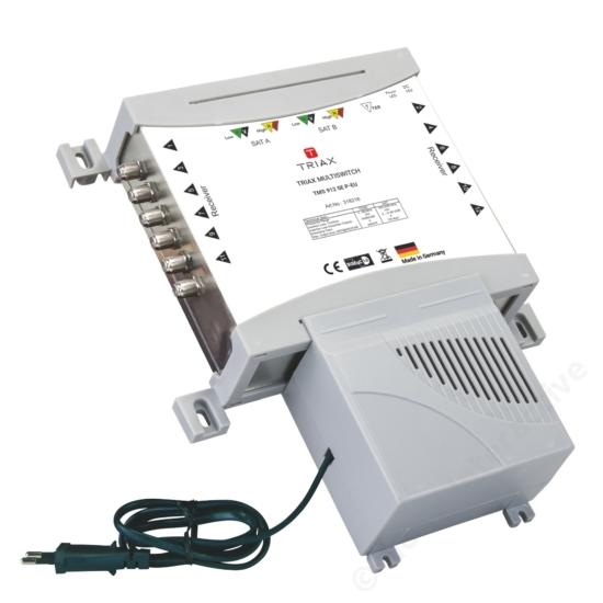 TMS 912 SE P-EU Stand-alone, Passive TER, EU Mains plug