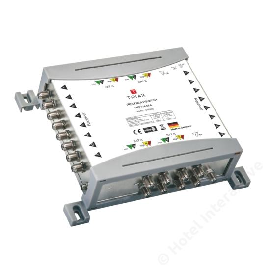 TMS 916 CE A Cascadable, Active TER, For external PSU