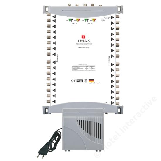 TMS 932 SE P-EU Stand-alone, Passive TER, EU Mains plug