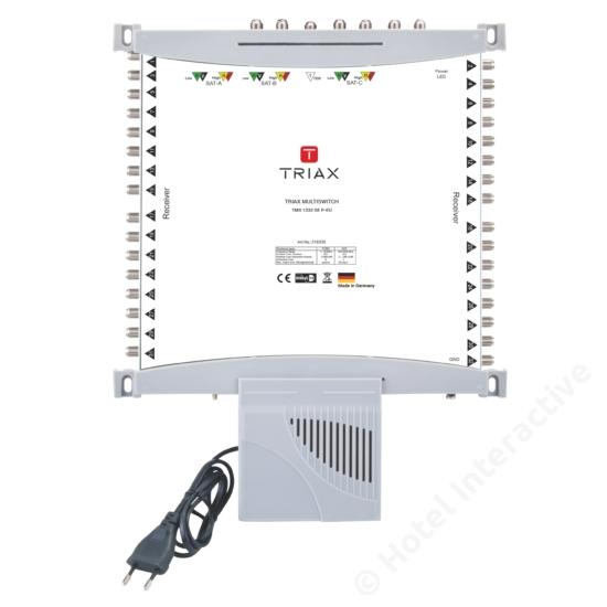 TMS 1332 SE P-EU Stand-alone, Passive TER, EU Mains plug