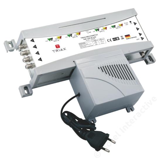 TMS 1708 SE A-EU Stand-alone, Active TER, EU Mains plug