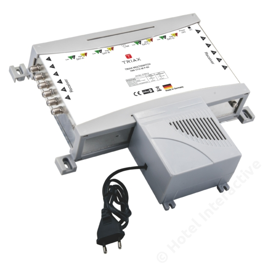 TMS 1712 SE P-EU Stand-alone, Passive TER, EU Mains plug