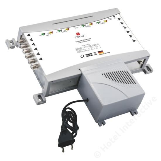 TMS 1712 SE A-EU Stand-alone, Active TER, EU Mains plug