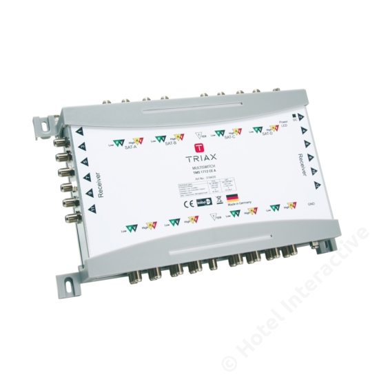 TMS 1712 CE A Cascadable, Active TER, For external PSU