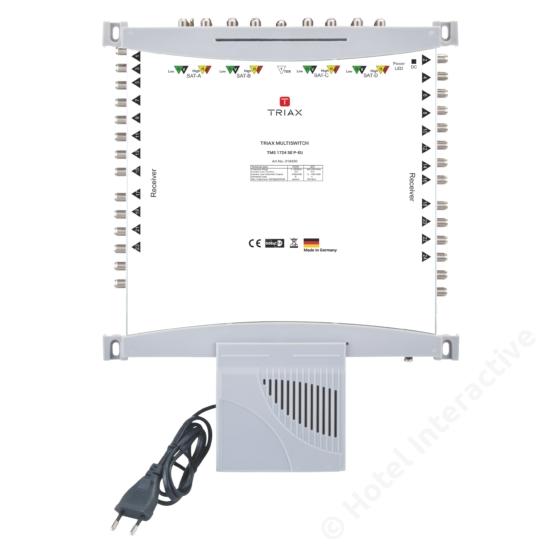 TMS 1724 SE P-EU Stand-alone, Passive TER, EU Mains plug