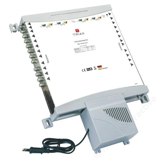 TMS 1724 SE A-EU Stand-alone, Active TER, EU Mains plug