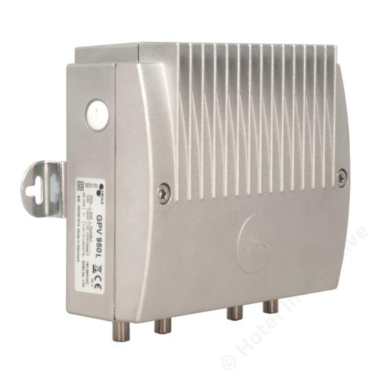 GPV 950L line fed distribution amplifier