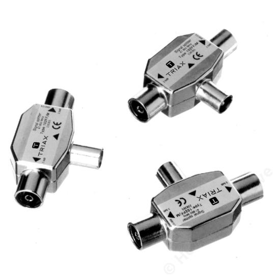 102 FF/M - 2 way splitter