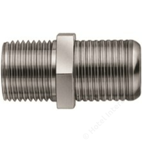 KVFC 01 F female-F female adapter / csatlakozó toldó hüvely
