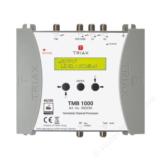 TMB 1000 Multiband amplifier