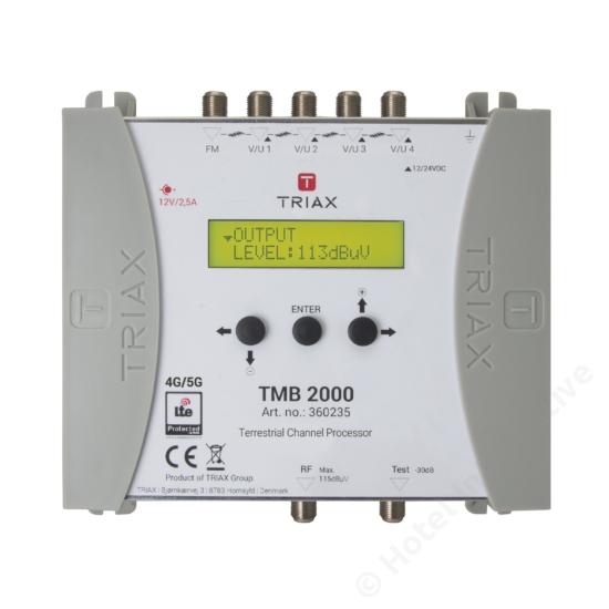 TMB 2000 Multiband amplifier