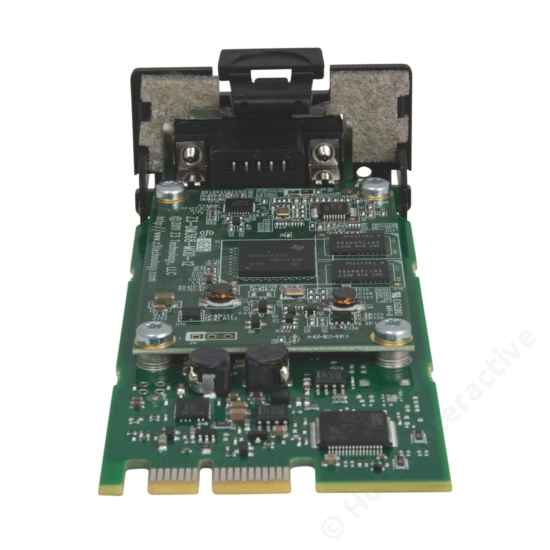 Frontend A/V input stereo