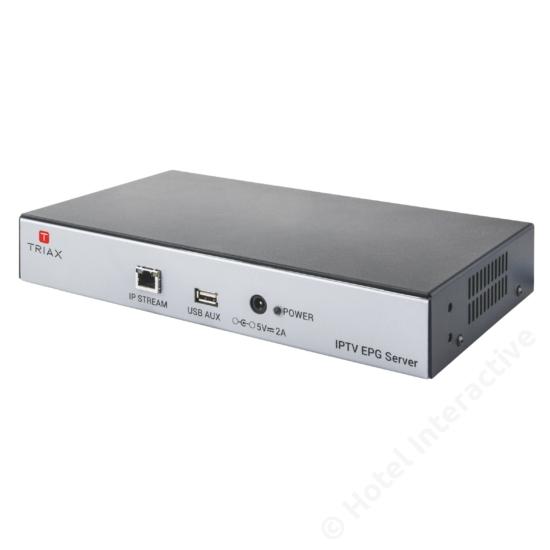 TDX IPTV EPG server