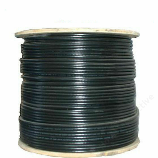 RG 11 tri-shield coax cable,, 75 Ohm, 305 m (price per meter)