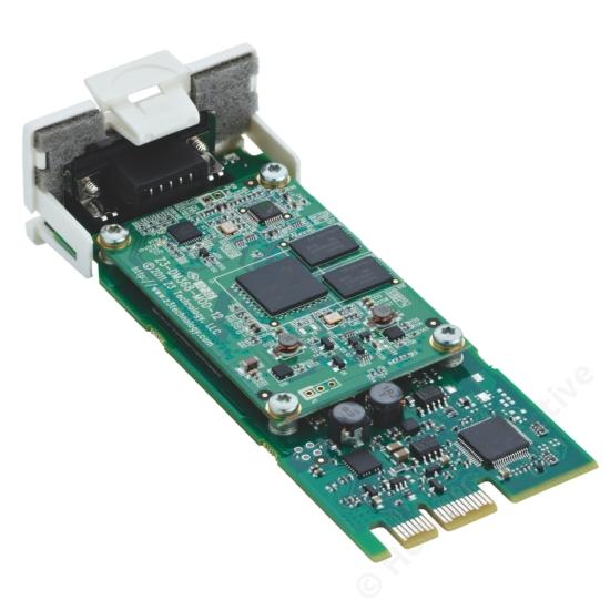 TDH 814 Frontend A/V module