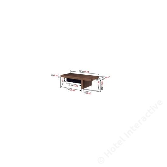CFM105 BASIC MODUL WENGE  Vogels