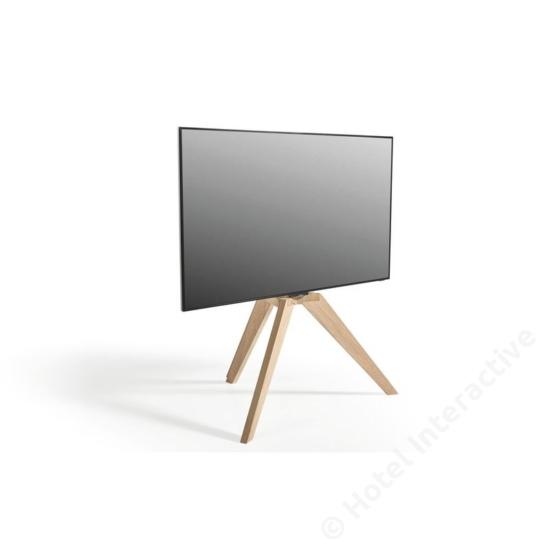 NEXT OP1 TV Padló állvány OAK Padló TV állvány Vogels