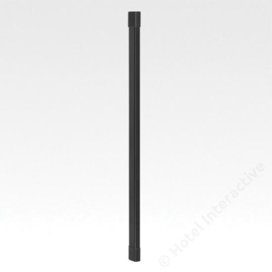 Cable4 BK kábelelrejtõ, fekete  Vogels