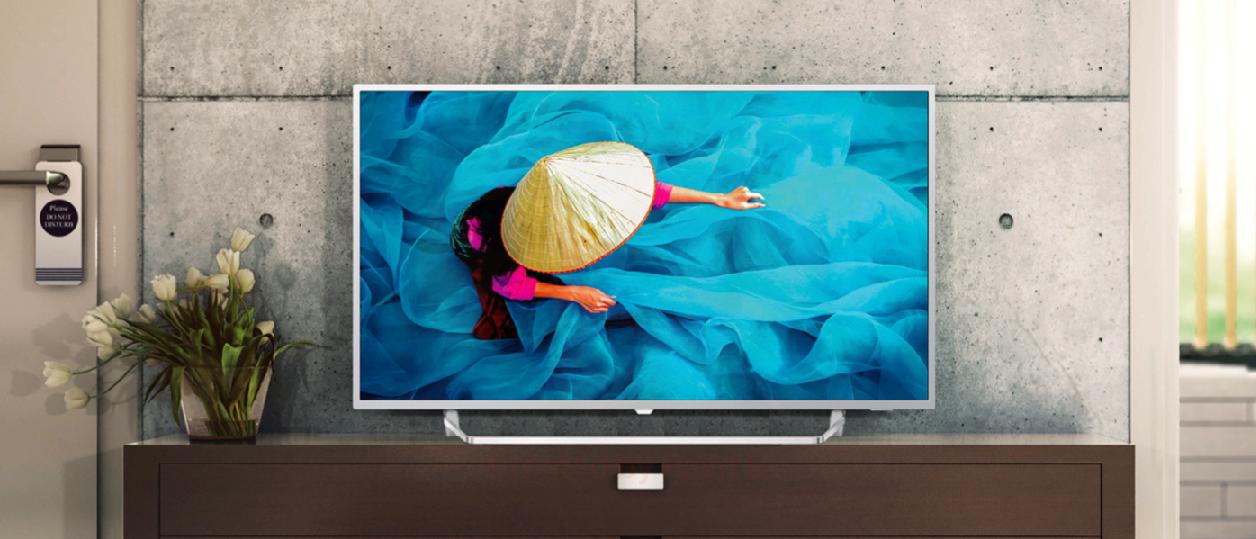 UHD MediaSuite, beépített Chromecast megoldással